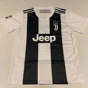 Juventus Christiano Ronaldo Jersey CR7 Sz S